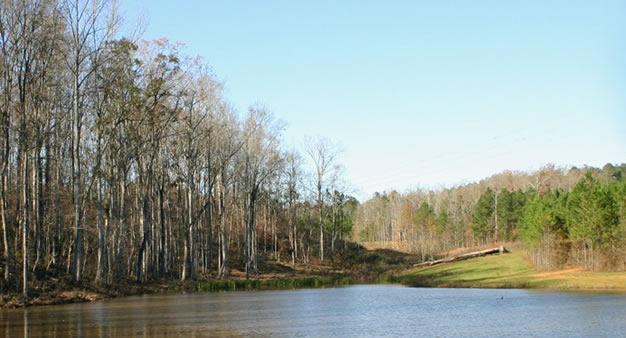 riverfront land